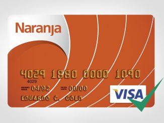 crédito naranja